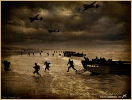 The Invasion by fotophi