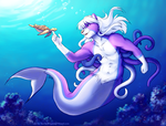 Under the Sea by TheTiedTigress