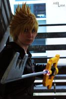 Roxas XIII by Floreshiry