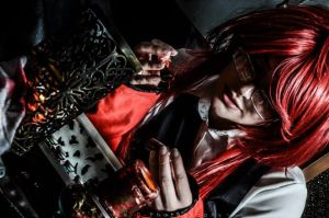 Grell Sutcliff - Shortfilm preview by selenevamp