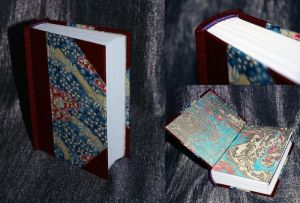 Rounded book by Zidra