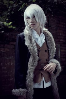 Hiver Laurant (Dark side) by hakimei