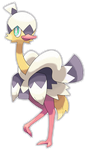 Puremu, Runner Fakemon by Smiley-Fakemon