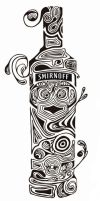 Smirnoff Tribal by Oregon-dg