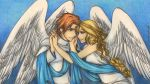 Two Angels by AndieCris