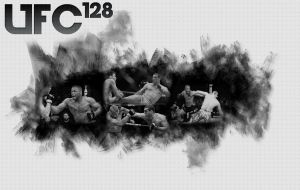 UFC 128 by PMat26oo
