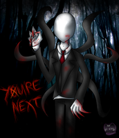 SlenderMan by FerociousApplesauce