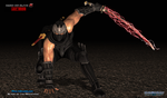 Ryu Hayabusa: Blade of the Archfiend by ShadowNinjaMaster