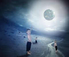 The Lost Boys by GeminIImages