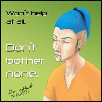 Don't bother none by catferret