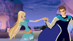 Daphne and Thoren Dancing by SparxGuardian