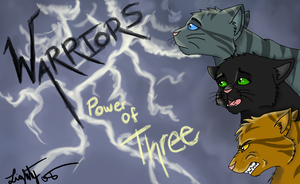 _:PoWeR oF tHrEe:_Wallpaper by leafylaurel