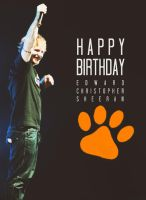 HappyBirthday____EdSheeran by FlawlessSwift