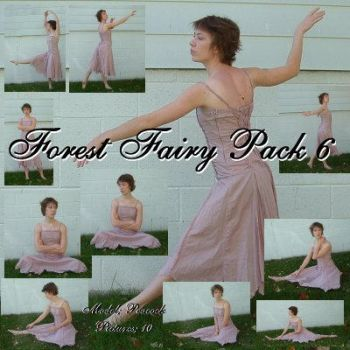 Forest Fairy Pack 7 by Nekoha-stock