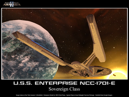 Enterprise-E by DavidAkerson