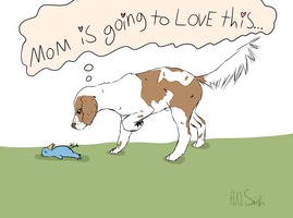 Happy Mothers's Day by Puccoon