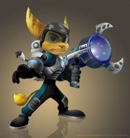 ratchet and clank by karmakazi47