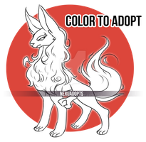 FU DORO -- Color to Adopt! OVER THANK YOU! by Toneru-chan
