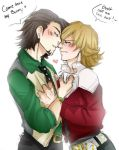 ::Come here::Tiger x Bunny:: by Suobi-chan
