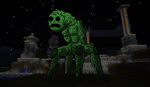 Creeper, alias Mr 'SSSSSS...' by oldiblogg