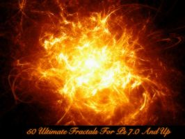 50 Ultimate Fractals by CRCharisma