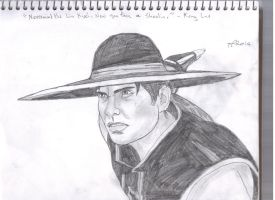 Kung Lao by Pythagasaurus