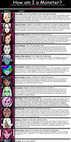 MH: OC Species Quick Guide by KPenDragon