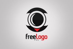 FREE Camera Logo Template by Shiftz
