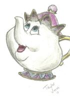 Mrs. Potts by booklover1997