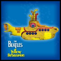 Yellow Submarine by FarawayPictures