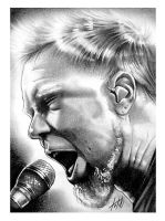 James Hetfield II by TatyZ