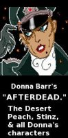 AFTERDEAD skyscraper ad by DonnaBarr