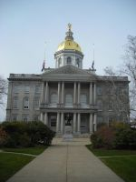 New Hampshire State Capitol by docstubie