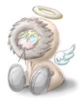 Angel Kenny is Too Cute X3 by Dragongirl9888
