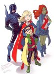 SUPERGIRL: GLC by Ricken-Art