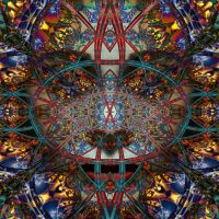 fractal face23 by ordoab