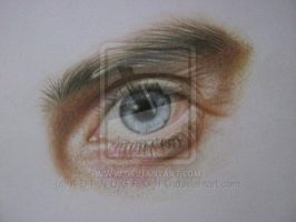 Jared Leto eye by A-D-I--N-U-G-R-O-H-O