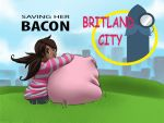 BC: Saving her bacon - Front by kyoko2