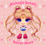 Cute Sailor Moon by AutumnEmbers