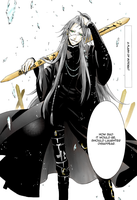 Undertaker Manga coloring by Sarutenshi