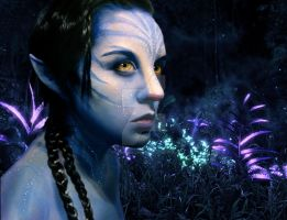 The Avatar by gender0less
