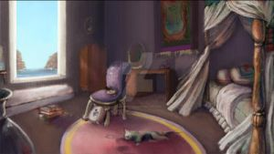 MOVED - A Girl's Room by fongmingyun