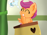 Scootaloo by EllaEllyLove
