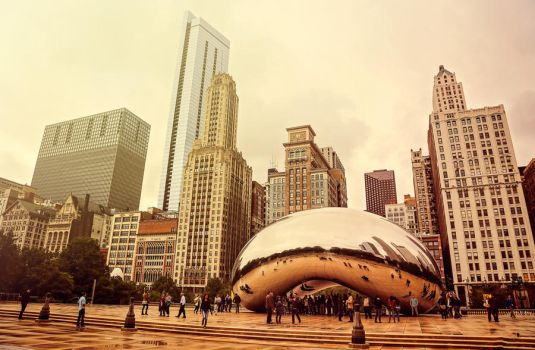 Le Bean by AnthonyPresley