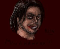 Arin (Egoraptor) - Betrayal at house on the hill by SephirothMichaelis