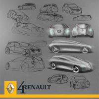 renault 4 by spoon334