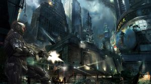 Crysis 2 by Damrick