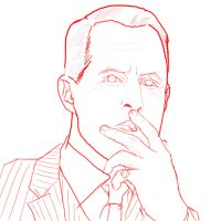 Roger Sterling Update by Nash-Artz