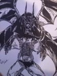 Batman Crimson Mist by ILOVECOMICS92