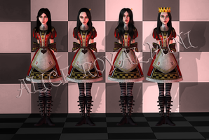 Alice Royal Mini by tombraider4ever